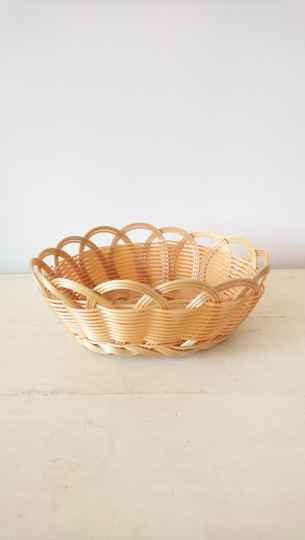 Retro broodmandje / bread basket