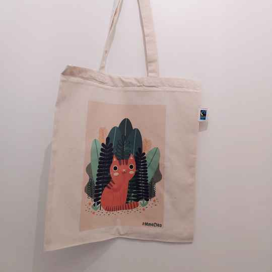 Mme Cleo totebag