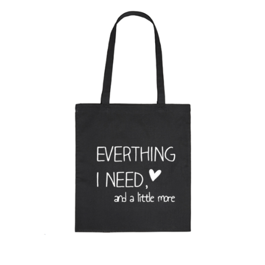Totebag Everything I need
