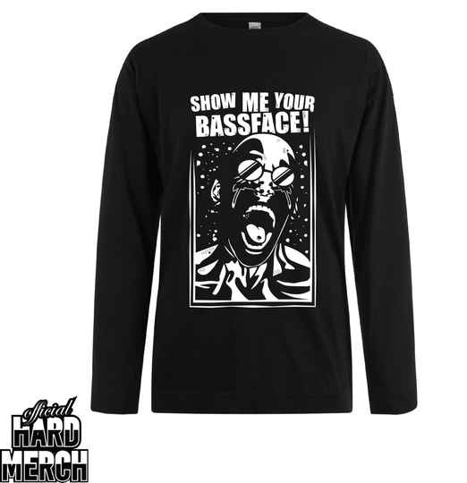 Show me your Bassface longsleeve