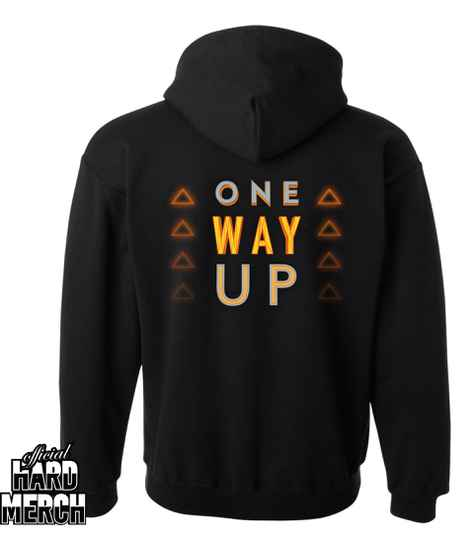 Crypton One Way Up Hoodie