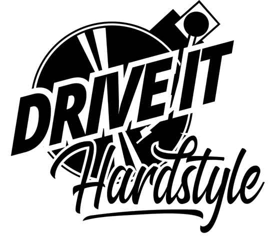 Drive it Hardstyle autosticker