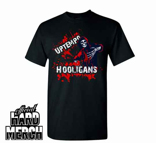 Hooligan hardcore - shirt