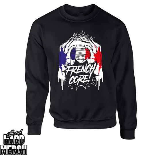 Scream Frenchcore sweater