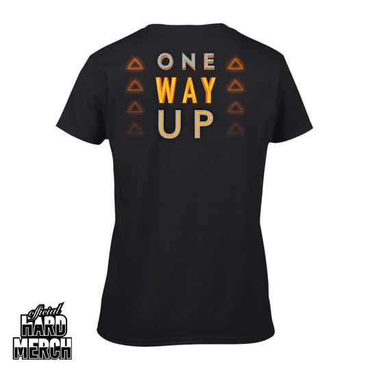 Crypton One Way Up womens t-shirt