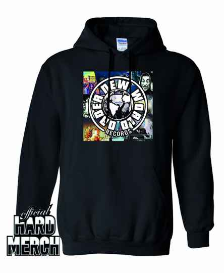New World Order Hoodie Full Color