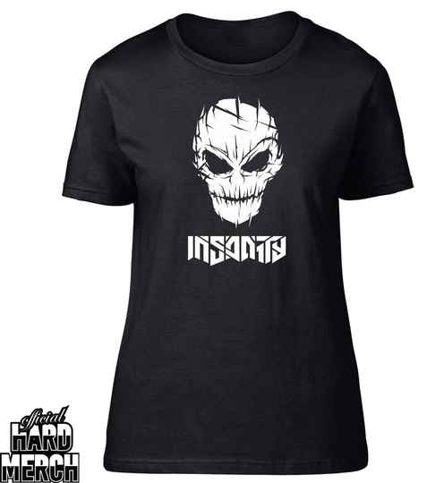 Insanity 102 dames t-shirt
