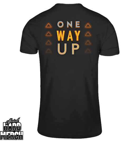 Crypton One Way Up t-shirt