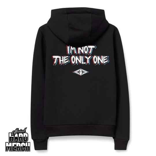 I'M NOT THE ONLY ONE HOODIE