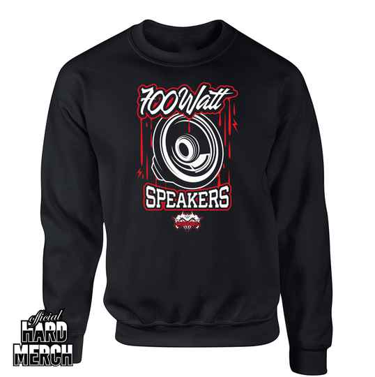 Spitnoise 700 Watt Speakers sweater