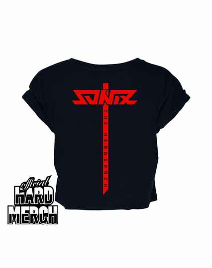 Sonix Cross Crop top