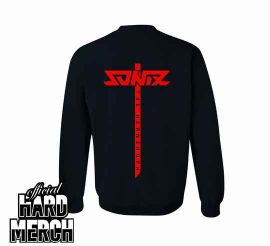Sonix Cross Sweater