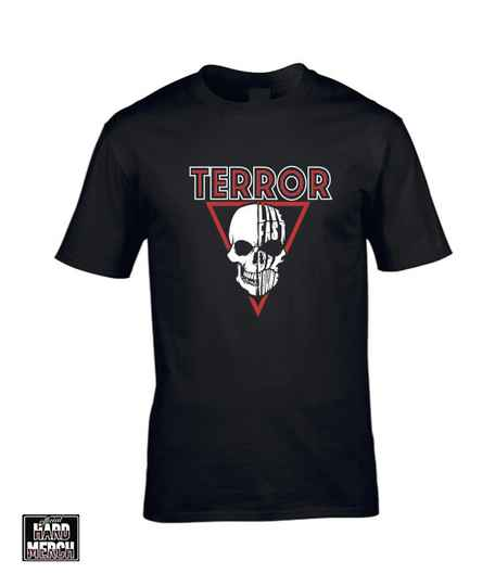 Terror Live Fast, Die young T-shirt | OHM original
