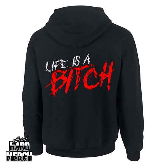 Soulblast Life is a Bitch Hoodie