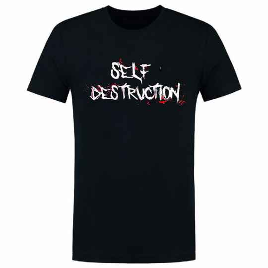 Riot - Self destruction shirt