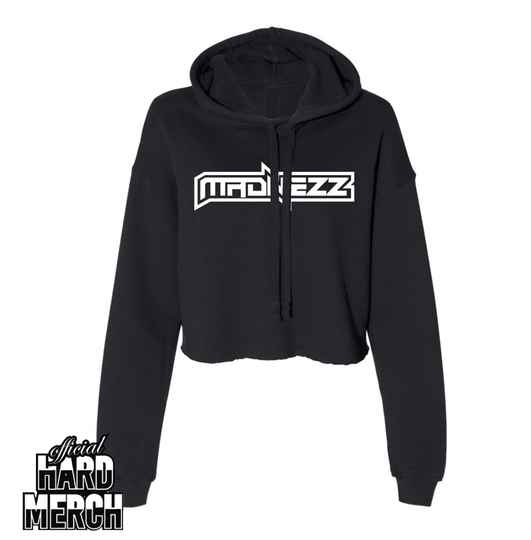 Madnezz Shock - Cropped Hoodie
