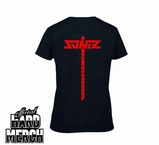 Sonix Cross Women shirt