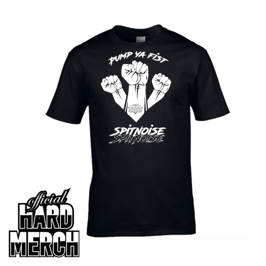 Spitnoise PUMP YA FIST t-shirt
