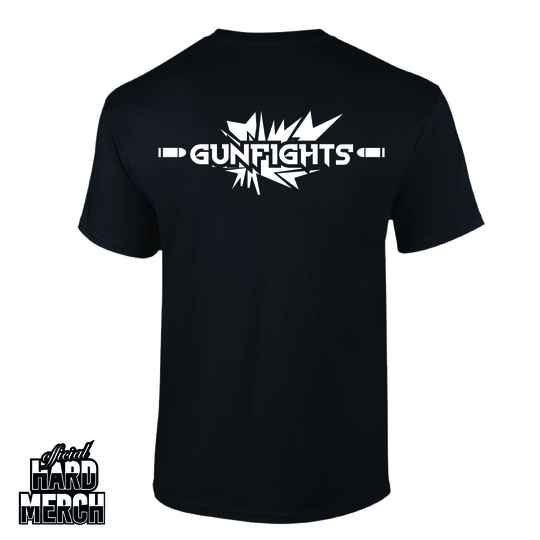 Barber Gunfights T-shirt