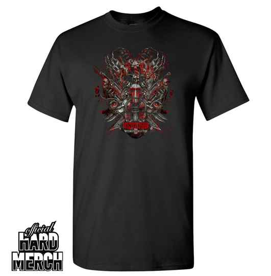 Insanity - Big Logo - May you rot in hell - T-shirt Men