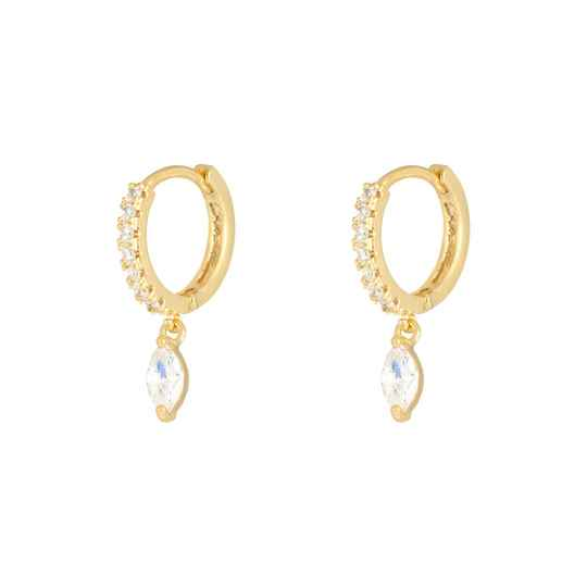 MAY EARRINGS GOLD
