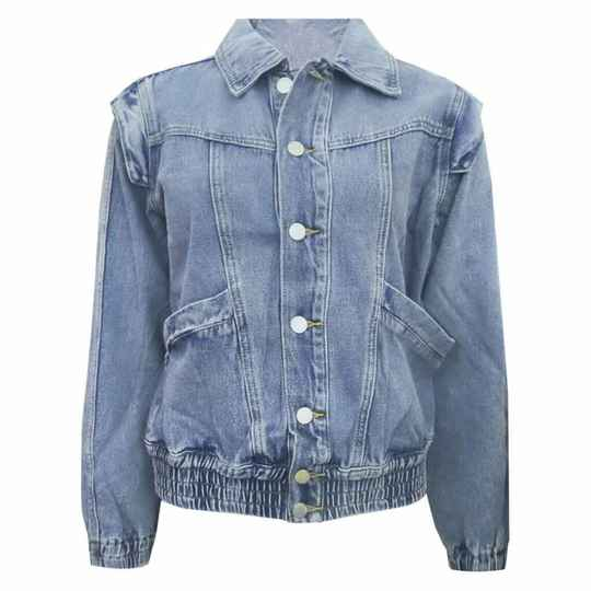 MEGAN DENIM JACKET