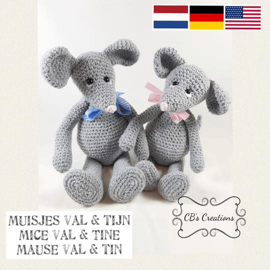 Muisjes Val en Tijn - Mice Val and Tine, PDF