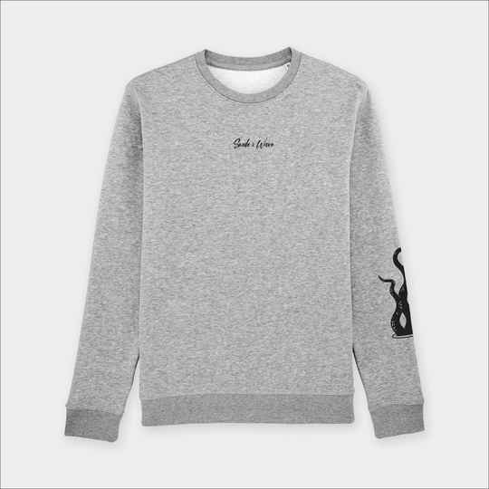 Sweatshirt Sally grey