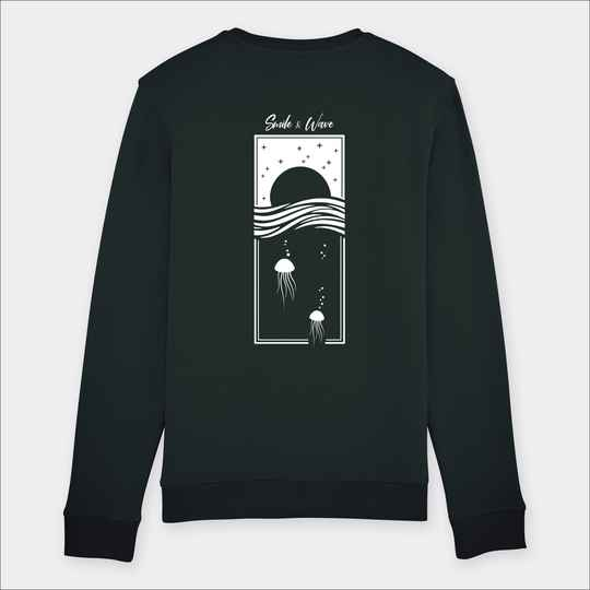 Sweatshirt Jacky black