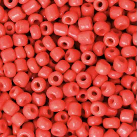 Rocailles 3mm amarant Red