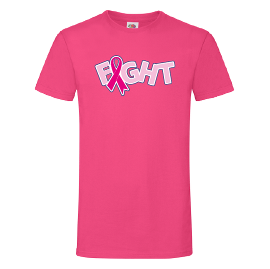 Pink Ribbon t-shirts | Fight breastcancer