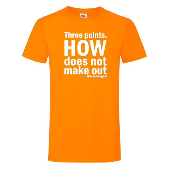 Oranje t-shirts | Louis from Gaal