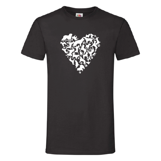 Honden t-shirts | Dog love