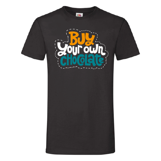 Anti-Valentijn t-shirts | Buy your own chocolate