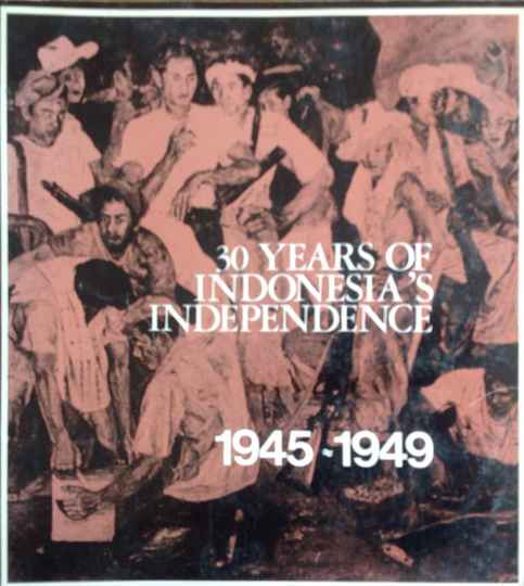 30 years of Indonesia's independence