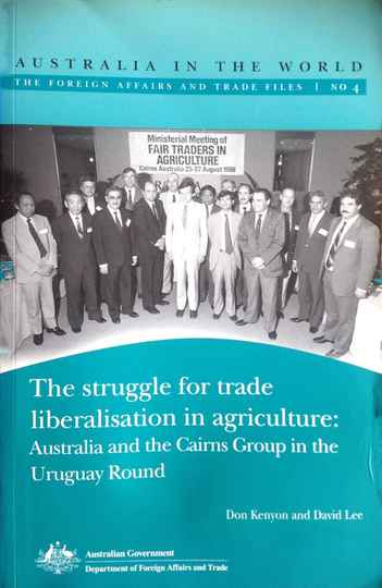 Australia in the world - Don Kenyon and David Lee