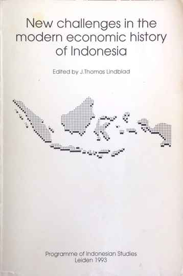 New challenges in the modern economic history of Indonesia