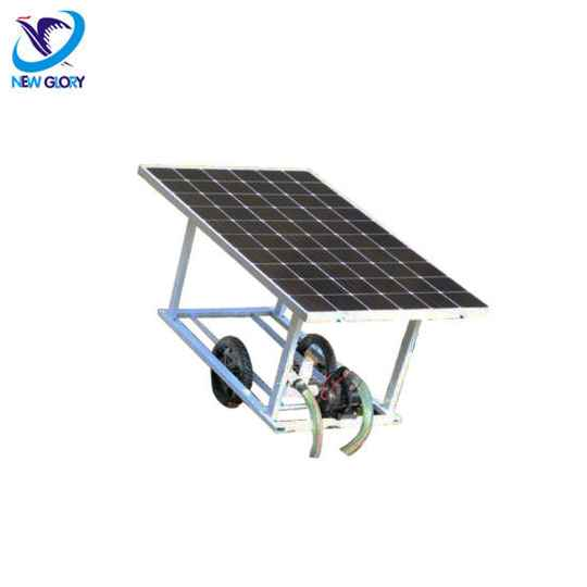 Solar 2 HP DC Solar Water Pump for Agriculture