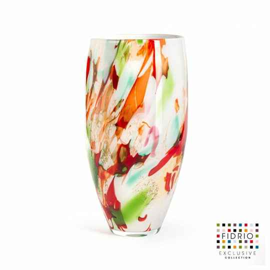 Vase Oval Mixed colours