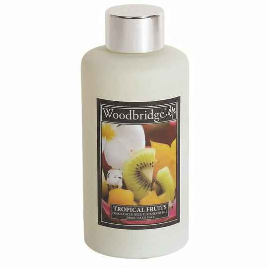 reed oil tropical fruits