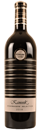 Château Kamnik - Winemakers Selection - Red - 2018 - 75 cl.