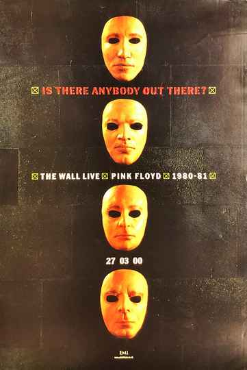 Pink Floyd - Is There Anybody Out There? [UK] - Poster