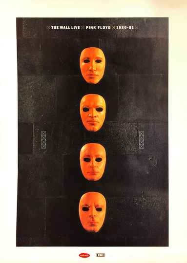 Pink Floyd - Is There Anybody Out There? [Holland] - Litho/Poster