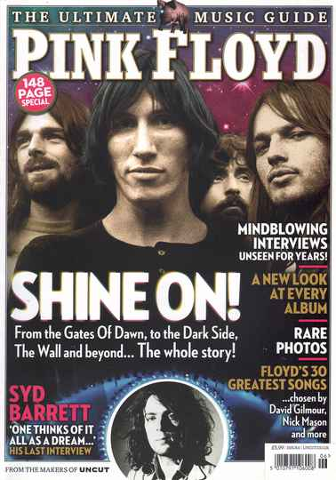Pink Floyd - Uncut - The Ultimate Music Guide To Pink Floyd, 2011 [UK] - Magazine