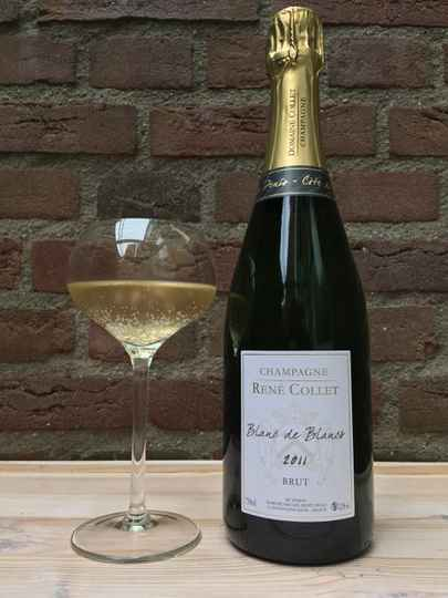 Champagne Rene Collet 2011