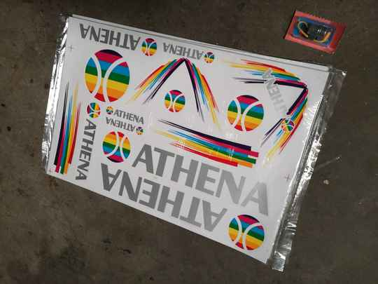 Athena Stickerset