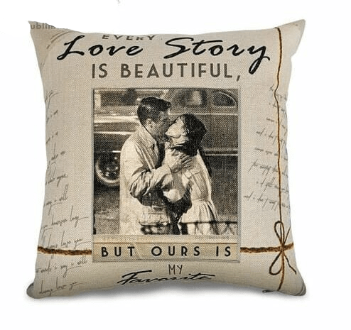 Kussenhoes Love Story