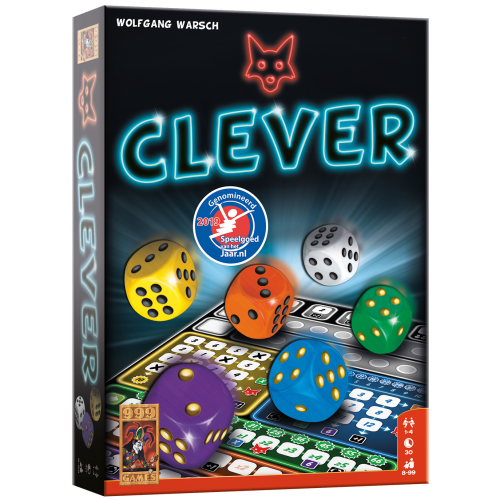 Clever - 999 games