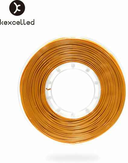 Kexcelled - PLA silk9 -goud/gold
