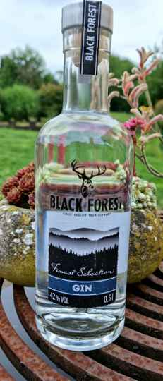 Gin Black Forest
